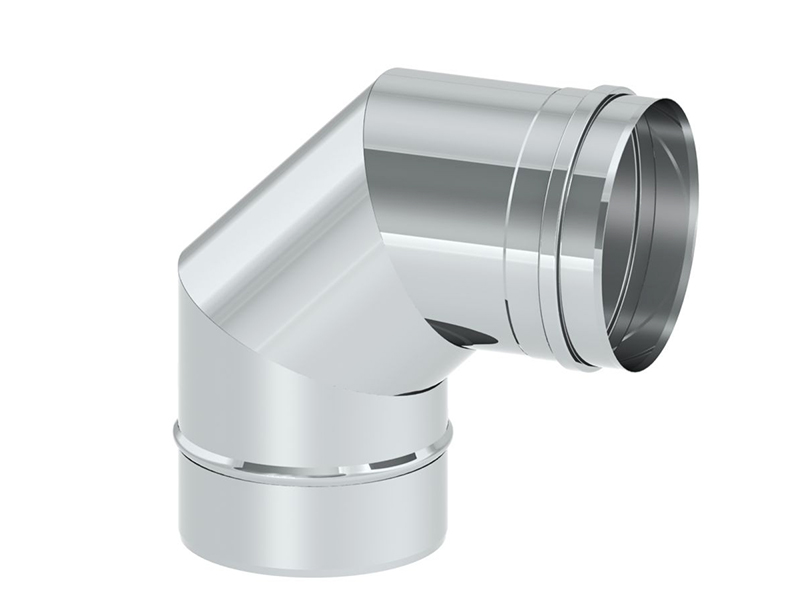 DIVERT 90 DEGREE STAINLESS STEEL- ALL SIZES AVAILABLE